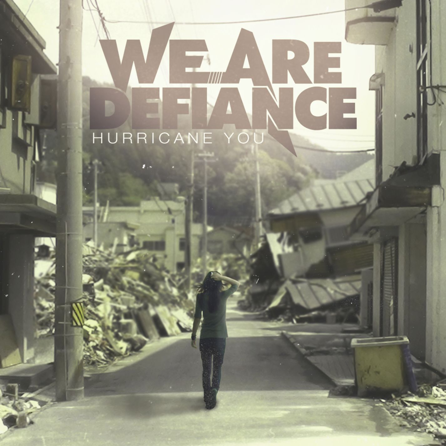 We Are Defiance - Hurricane You [single] (2013)