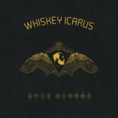 Cover to Kyle Kinane's Whiskey Icarus