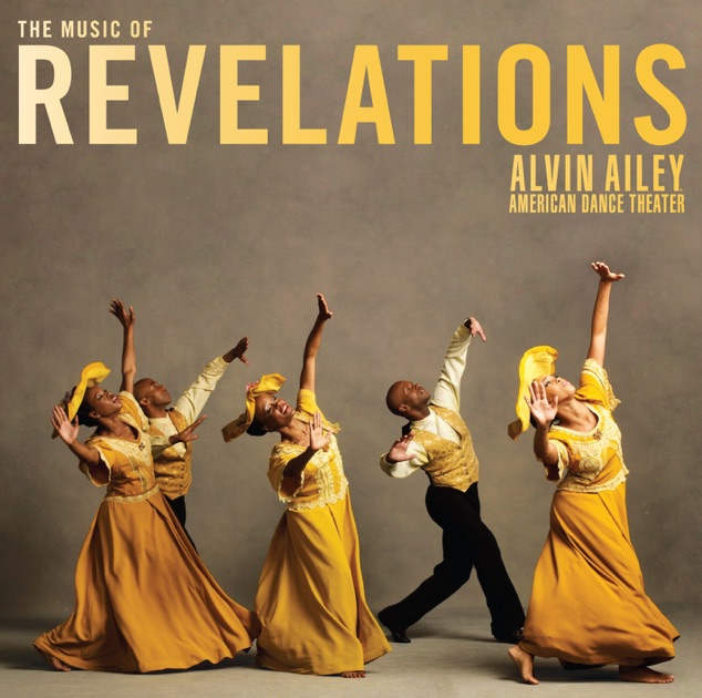 Revelations by alvin ailey on apple music - Alvin ailey seine musicale ...