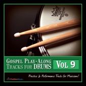 Friend of God (E) Israel Houghton Drums Play-Along Track