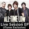 Live Session EP, All Time Low