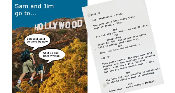 samandjimgotohollywood's Podcast