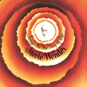 Isn't She Lovely - Stevie Wonder Cover Art