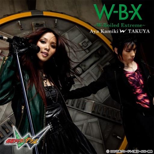 W-B-X / 上木彩矢 w TAKUYA