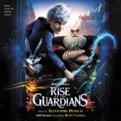 Rise of the Guardians (Music from the Motion Picture) cover art