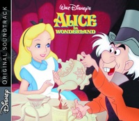 Picture of Alice In Wonderland (Original Soundtrack) by Bill Thompson, The Rhythmaires & The Jud Conlon Chorus