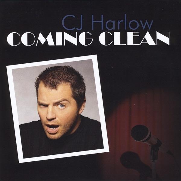 Coming Clean Cj Harlow CD cover