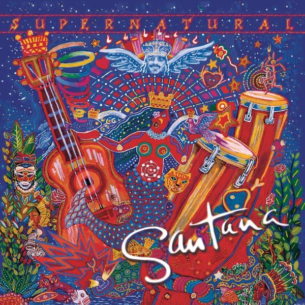 Supernatural (Remastered) by Santana on Apple Music