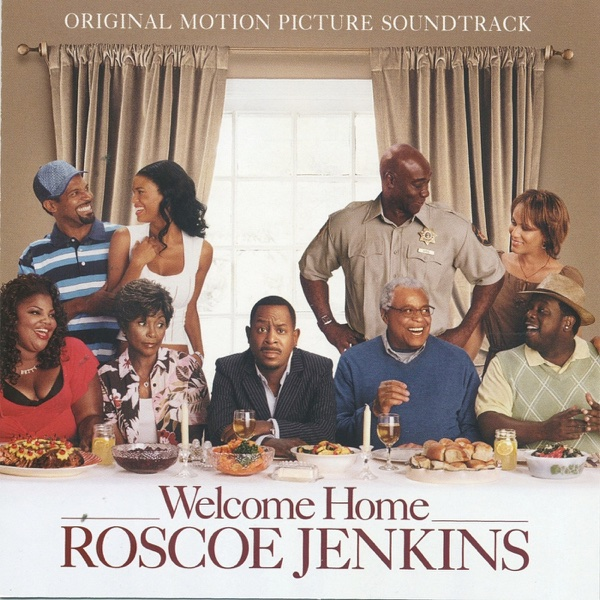 Welcome Home Rosce Jenkins Soundtrack Various Artists CD cover