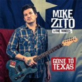 Mike Zito - Gone to Texas  artwork