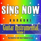 Sing Now Karaoke - Guitar Instrumental (Performance Backing Tracks)