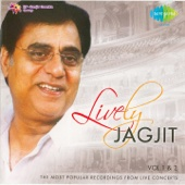 Jagjit Singh - Lively Jagjit Singh - Best Of Live Recording - EP artwork