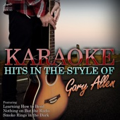 Right Where I Need to Be (In the Style of Gary Allan) [Karaoke Version] - Ameritz Karaoke Tracks