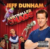 Cover to Jeff Dunham's Controlled Chaos
