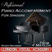 Naughty (Piano Accompaniment From 'Matilda') [Karaoke Version Backing Track Instrumental Playbacks]