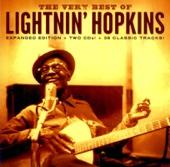 The Very Best of Lightnin' Hopkins (Expanded Edition) - Lightnin' Hopkins Cover Art