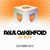 DJ Box - October 2012