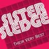 Pochette album Sister Sledge - Sister Sledge: Their Very Best (Live)