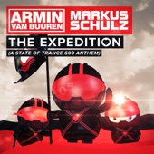 The Expedition (A State of Trance 600 Anthem) - Single cover art