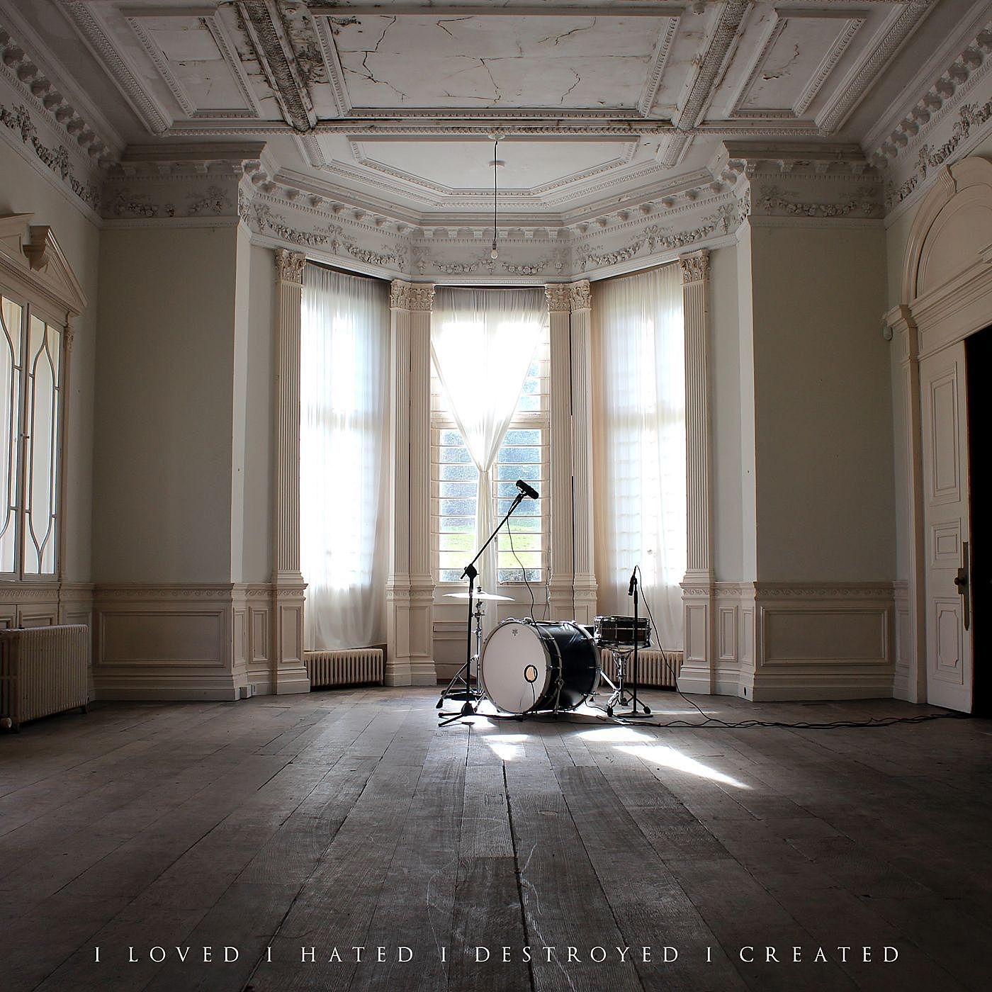 The Elijah - I Loved I Hated I Destroyed I Created [Deluxe Version] (2012)
