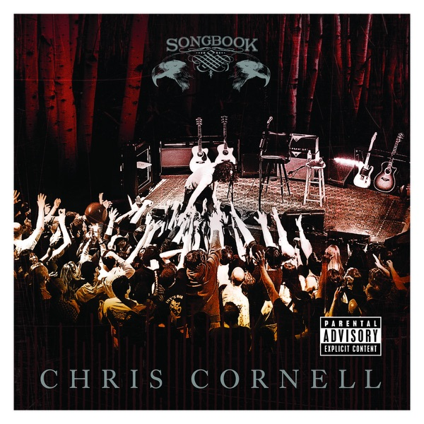 Songbook Live Chris Cornell CD cover