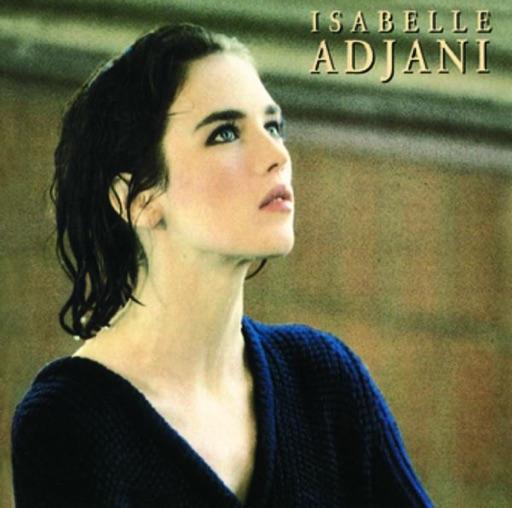 Pull marine - Isabelle Adjani