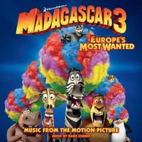 Madagascar 3: Europe's Most Wanted - Official Soundtrack
