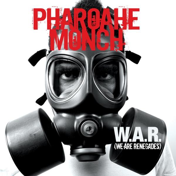 WAR We Are Renegades Bonus Video Version Pharoahe Monch CD cover