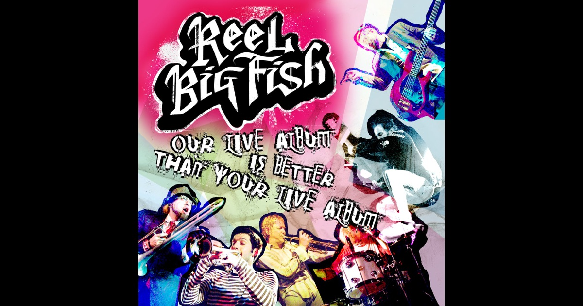 a review of reel big fishs song trendy