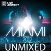 Miami 2012 (Unmixed DJ Format)