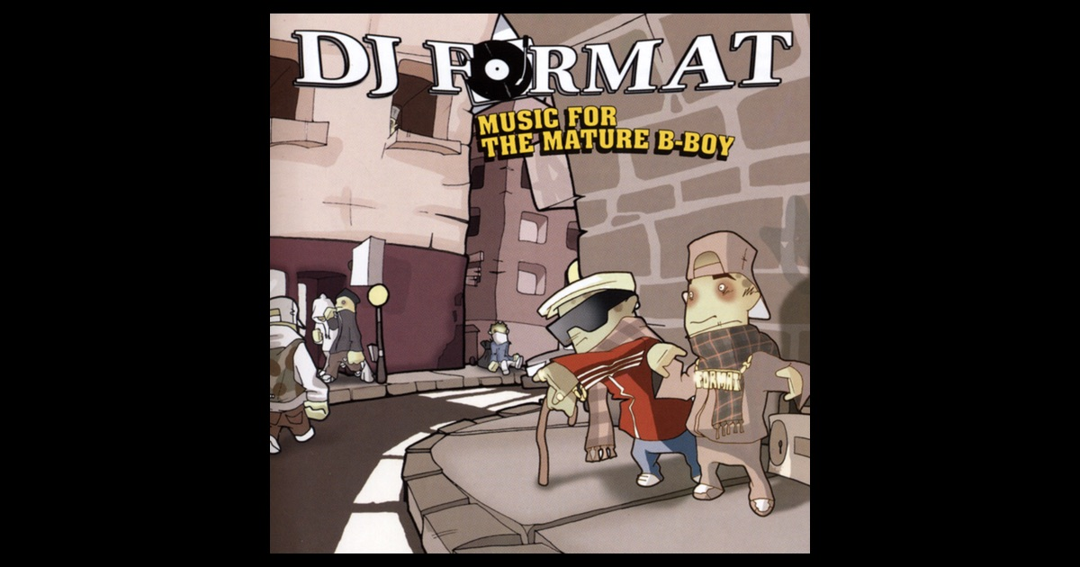 DJ Format - Ill Culinary Behaviour