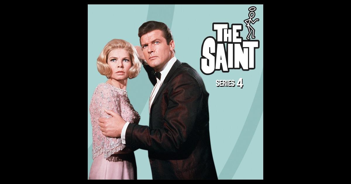 Roger Moore The Saint >> The Saint, Series 4 on iTunes