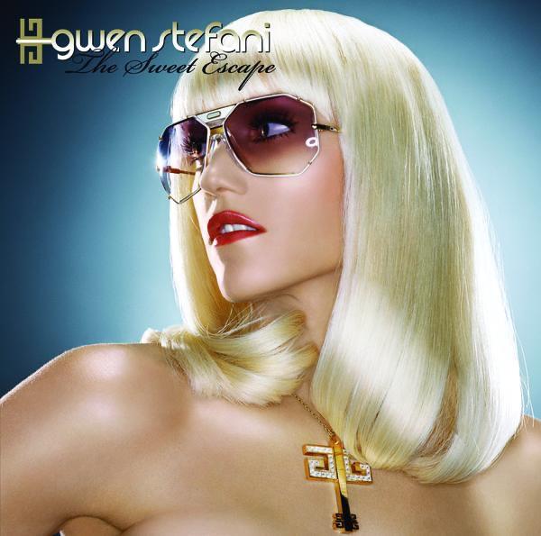 The Sweet Escape Gwen Stefani CD cover
