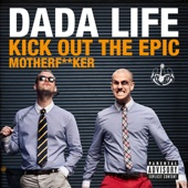Kick Out the Epic Motherf**ker (Vocal Version) - Single cover art