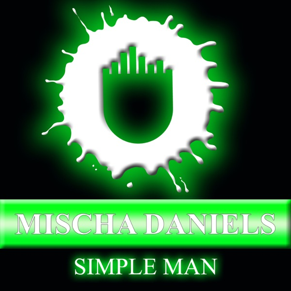 Simple Man Feat J-Son - EP Mischa Daniels  Sandro Monte CD cover