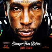 Jah Cure - Before I Leave artwork