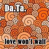 Love Won't Wait - EP cover art