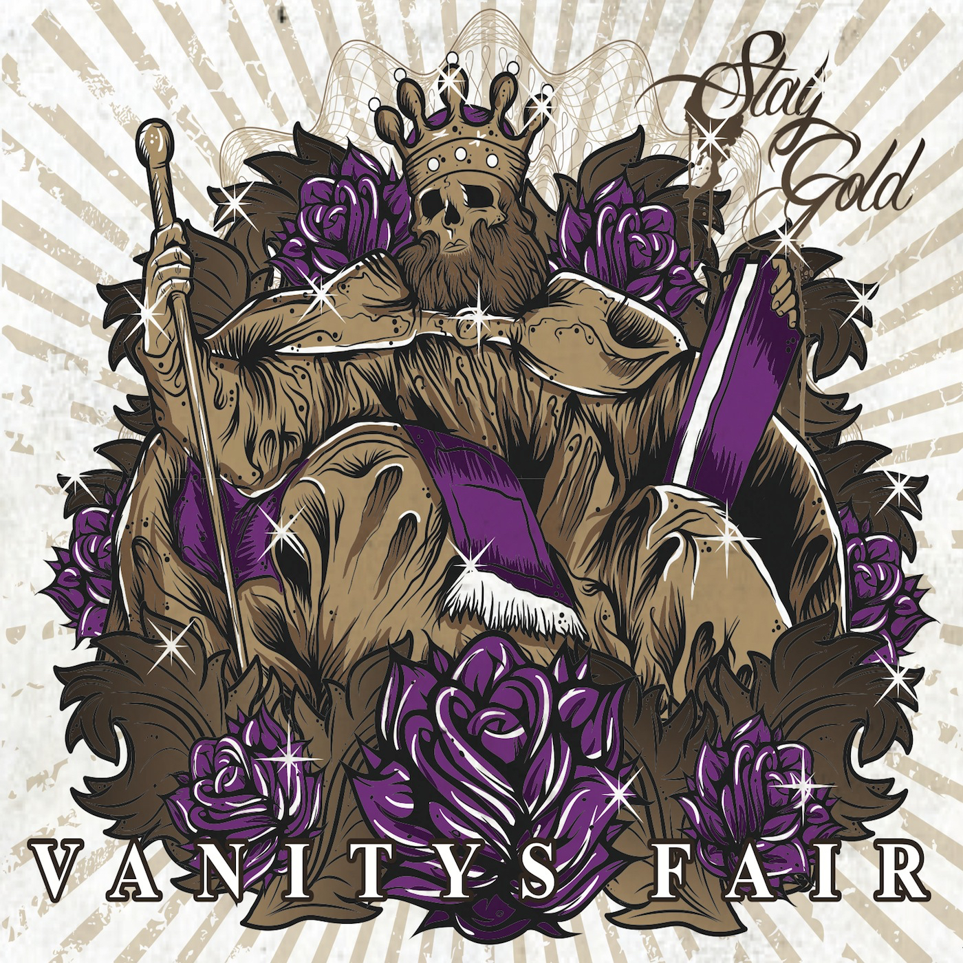 Vanitys Fair - Stay Gold (2011)