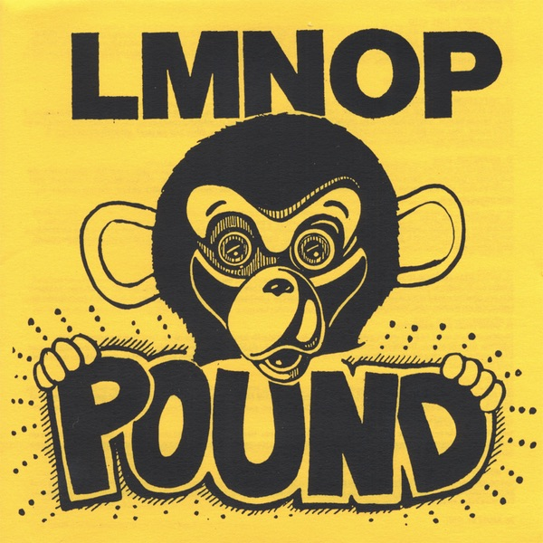 Pound LMNOP CD cover