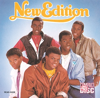 New Edition – New Edition