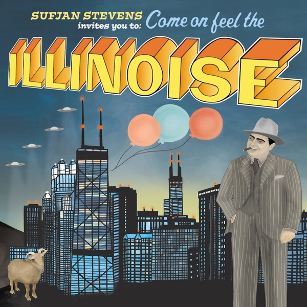 A Conjunction of Drones Simulating the Way In Which Sufjan Stevens Has an Existential Crisis In the Great Godfrey Maze