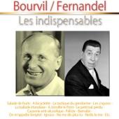 Les indispensables de Bourvil et Fernandel (50 chansons)