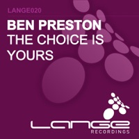 PRESTON, Ben - The Choice Is Yours