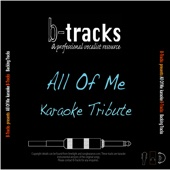 All of Me (Karaoke Instrumental) [In the Style of John Legend]