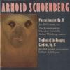 Schoenberg: Pierrot Lunaire - Book of Hanging Gardens
