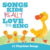 Kids Choir - Songs Kids Really Love to Sing - 17 Playtime Songs artwork