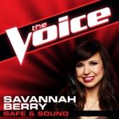 Safe & Sound (The Voice Performance) - Savannah Berry