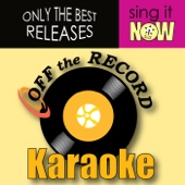 Long Time Gone (In the Style of Dixie Chicks) [Karaoke Version]