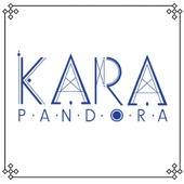 Kara 5th Mini Album - Pandora - EP
