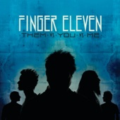 Paralyzer - Finger Eleven Cover Art
